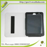 Wholesale price tablet folio flip cover leather stand case for Tecno Pad N9