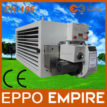 China manufacture CE approved euro iii waste oil heater used greenhouses