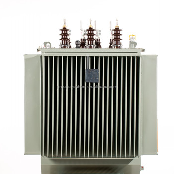 30 kva three-phase oil-immersed distribution step up transformer picture
