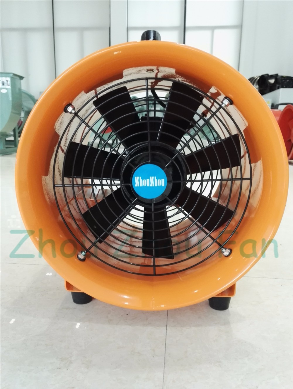 portable industrial air ventilator blower fan