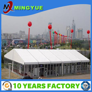 Outdoor movable Waterproof Tent Shelter for Woods Storage with PVC Roof Cover