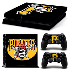 Customized decoration decal skin sticker for ps4 slim
