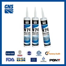 Brand new silicone sealant for layer of lace ribbon climbin with high quality