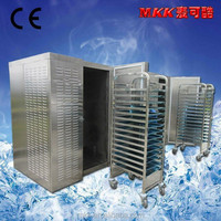 Food Quick Freezing Machine Spiral Freezer/chiller