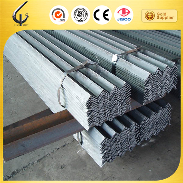 Q235 Carbon Steel Hot Rolled Iron Angle Bar/alibaba china Q235 grade equal angle bar angle iron steel bar