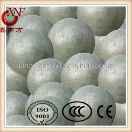 Mine casted grinding steel ball export to Dubai