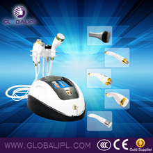Latest technology body contouring face thinner vacuum radio frequency infrared slimming machine