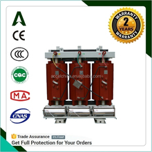 SC(B) Indoor use transformer distribution transformer Dry-type distribution transformer