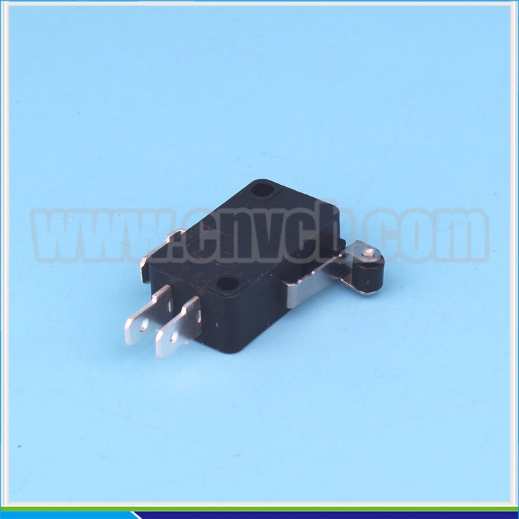 M13 KW7-3 short Roller Lever type micro switch/ Electronic micro switch