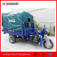 300cc New Five wheels Cargo Tricycle/Trike Wheel Motorcycle/ Three Wheel Motorcycle