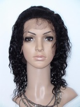 Best Quality Full Lace wig Human Hair for wo men