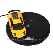 high quality rotary display base with LED light-factory