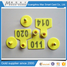 Alibaba high quality long range passive rfid tag/rfid glass capsule tag