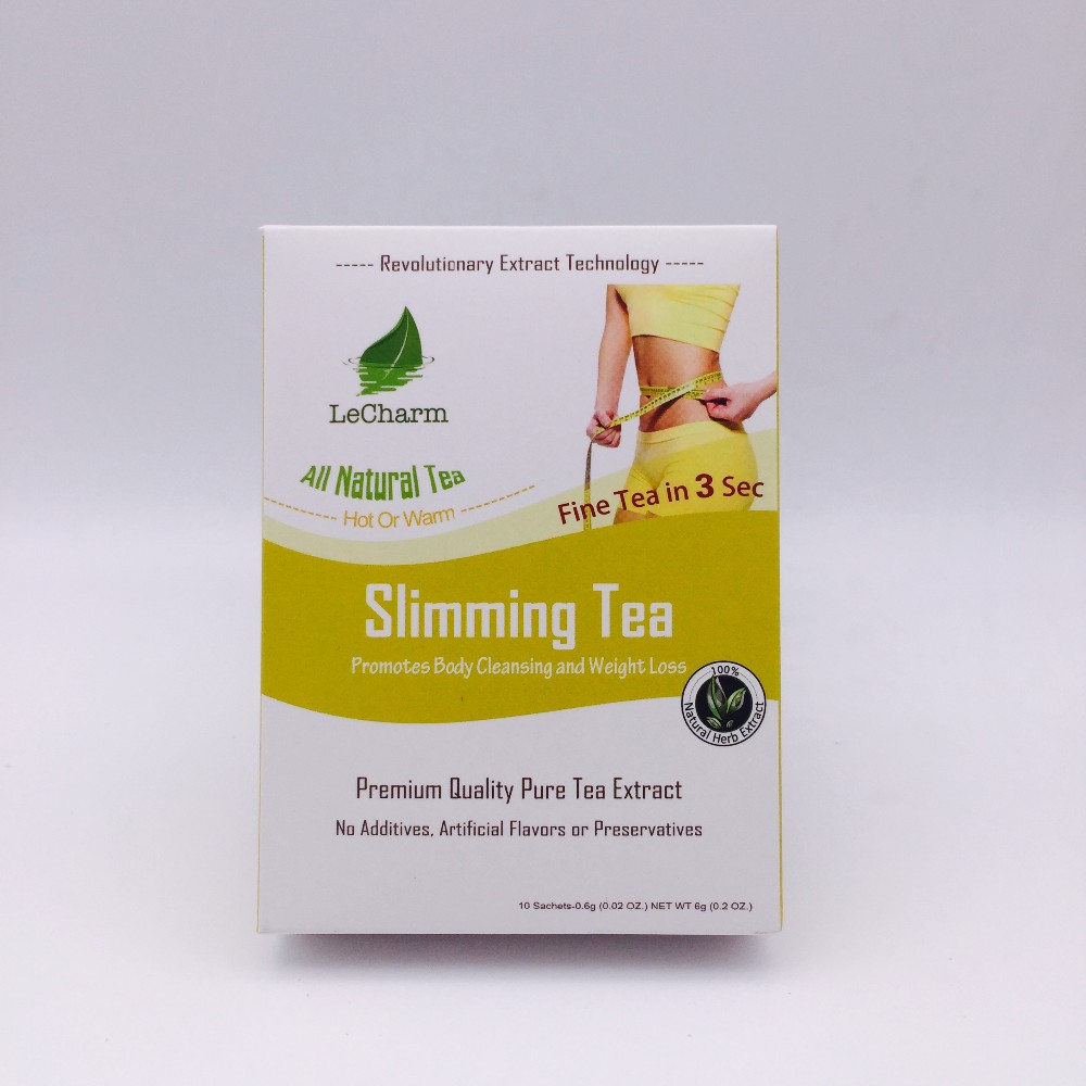 100% Natural 28 Days Teatox Weight loss Detox Tea for Fitness instead of tea bag