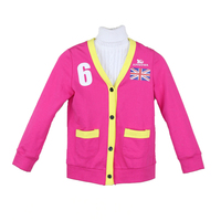 Cheap Wholesale 100% Cotton Children Long sleeved Sweatshirt and Hoodies