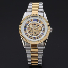 Golden lucury quemex water resistant watches