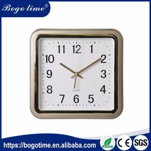 Promotional Price Quartz movement battery operated kitchen wall clocks