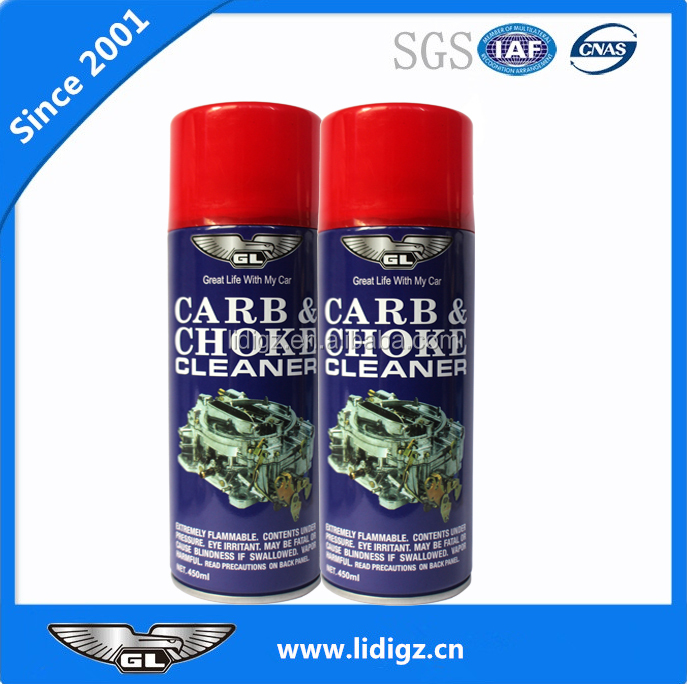 Power carburetor and parts cleaner