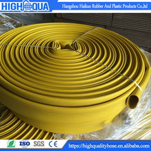 Flexible PVC Lay Flat Discharge Hose