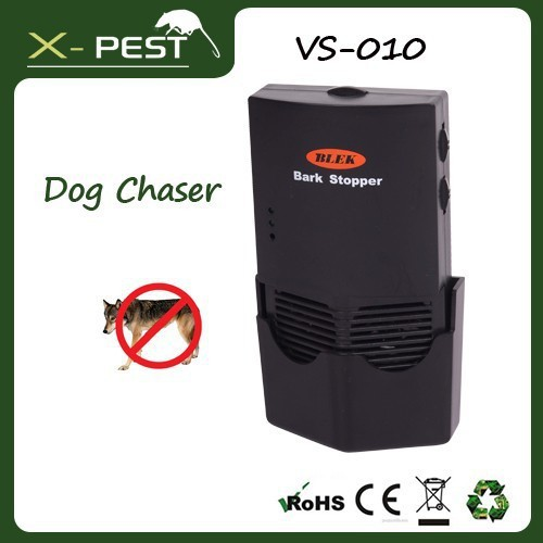 High quality effectvice ultrasonic remote indoor outdoor bark control