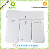 Cellphone covers for sublimation, sublimation case for lg, 3d sublimation case for mobile