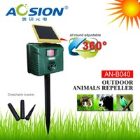 AOSION solar cat repelled motion sensor smart home controller