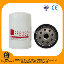 Hot selling fuel filter FF5052 for truck engine parts