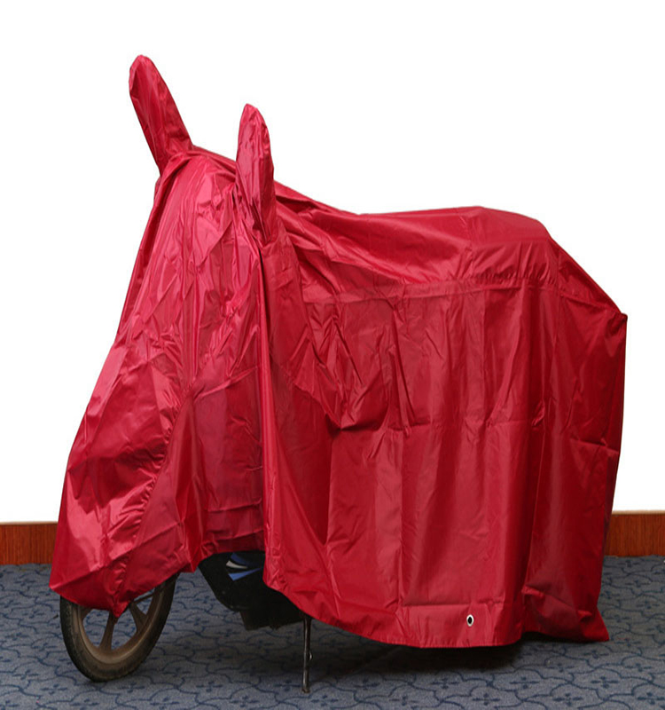 Popular motorcycle cover anti ageing fiberglass motorcycle cover foldable motorbike shelter