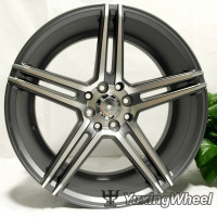 5x100/113 car mag vossen wheels 17 inch rims for cars