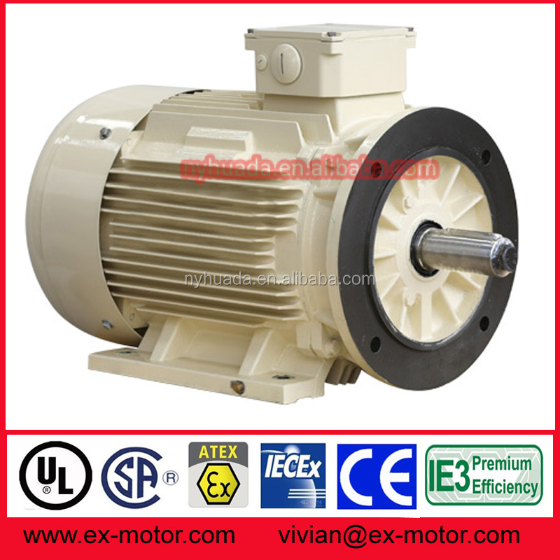 Top 3 phase high velocity fan motor