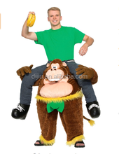 Multi Standard Inflatable Men's Monkeyin' Around Costume