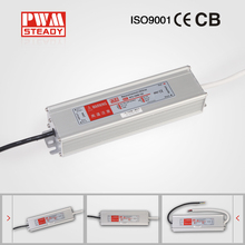 CE approved 100W Waterproof LED Driver / 48v 2.1a ac dc switching Power Supply