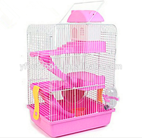Best selling newest design travel hamster cage