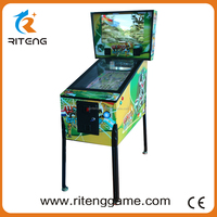 China newest video arcade games pinball games machine for shopping mall