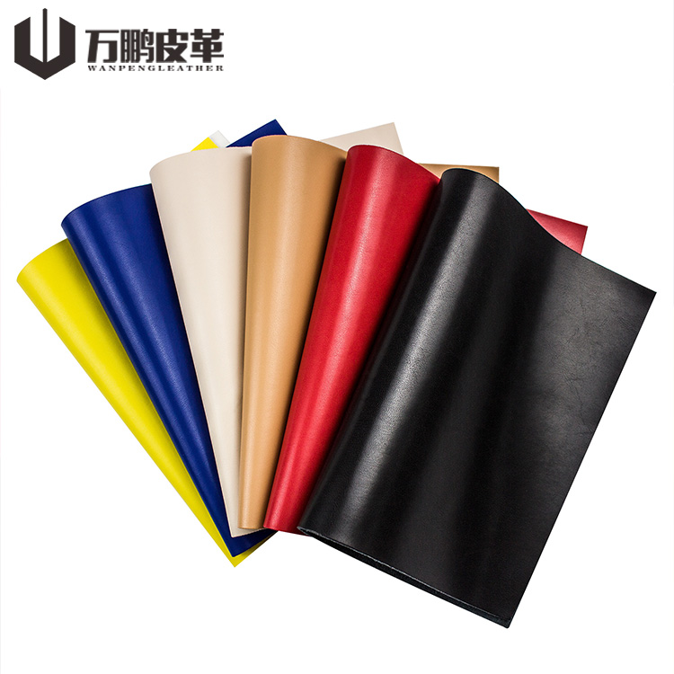 Free Sample Imitated Cotton Flannel Turkey Pu Synthetic Faux Leather For Book Cover Diary