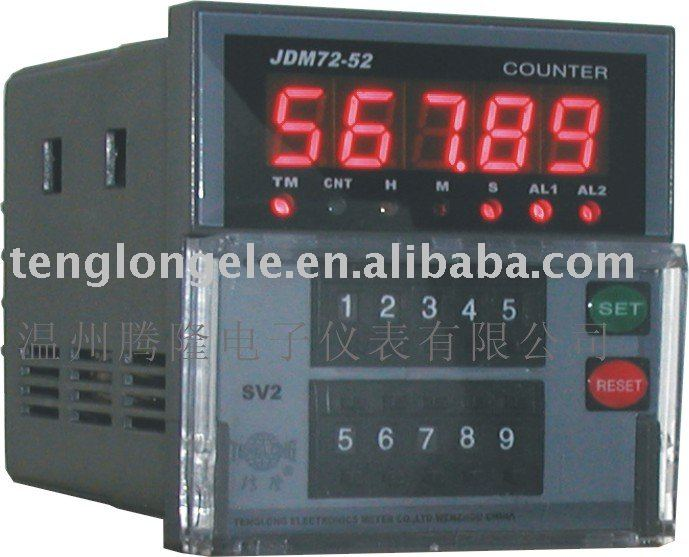 JDM72-52 Electronic preset counter