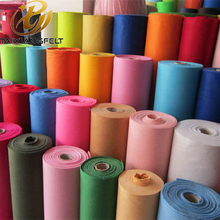 Factory wholesale polyester felt and acrylic felt non woven fabric