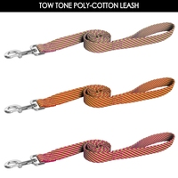 Pet Leash with Cotton Webbing
