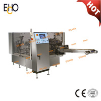 Full Auto Bag Packaging Machine for Food with Ziplock