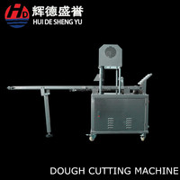 chapati bread forming machine in bread making production line