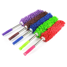 Best Selling Microfiber Car Cleaning Duster Hand Duster Chenille Duster
