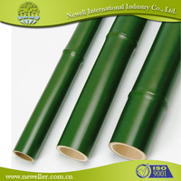 2014Natural carbonized handscraped bamboo flooring With Opp Sealing Packing