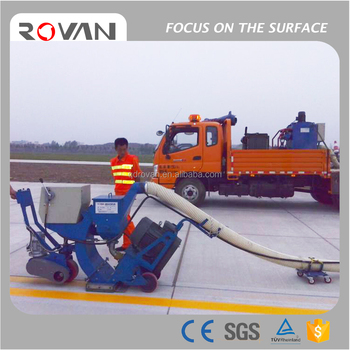 Road Surface Pre-treatment Equipment, Floor/Tunnel/Bridge/Steel Shot Blasting Machine