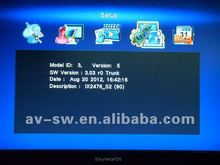 New DVB-S Az america s920 hd satellite receiver