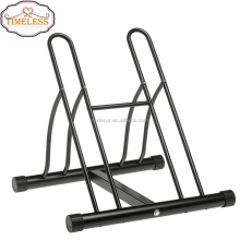Factory Directly Indoor Outdoor Metal Bike Floor Stand Bicycle Rack For 2 bikes