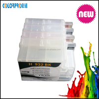 Wholesale 932 933 ink cartridge with latest chip compatible for HP 6700 printer