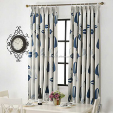 Ready made Chinese style Blackout curtains for manufactured home