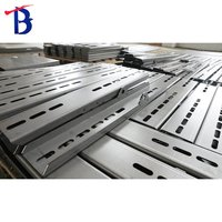 China Custom OEM Bending Precision Stainless Steel Sheet Metal Part CNC Laser Cutting Service Fabrication