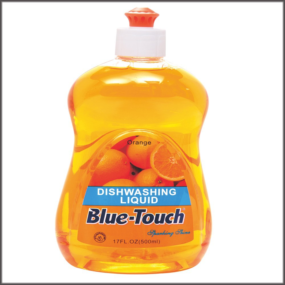 Blue-Touch Chemical Formula Wholesale dishwashing liquid detergent