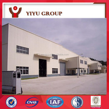 steel structure prefabricated cold storage warehouse construction